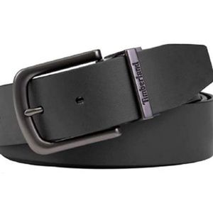 Timberland Men's Reversible Leather Belt, One Size